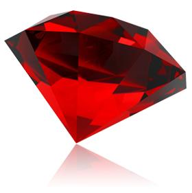 Rare Diamond Investor Rubies
